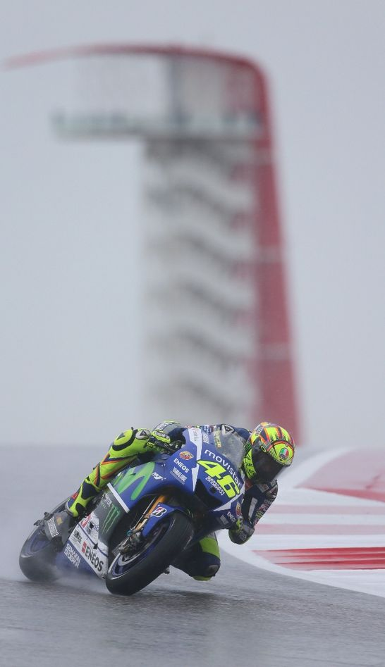 Valentino Rossi- Austin TX COTA, 2015 It's like the anniversary of when all this nonsense began. It all seems so stupid to me, a waste of time. Life is too short for so much drama. I wish I knew how to fix it while still being true to myself.