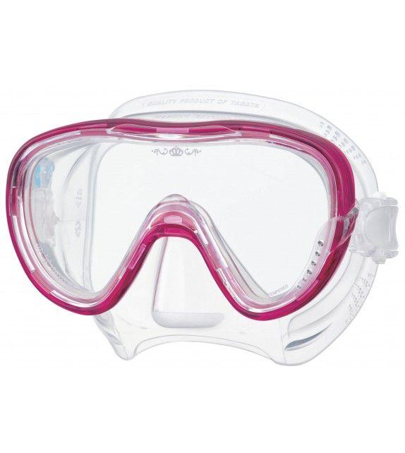 Maska do nurkowania od kobiet, dla kobiet! Niezwykła, rewelacyjna, ciekawa i naprawdę funkcjonalna maska nurkowa Tusa Tina. Zaprojektowana przez kobiecy sztab inżynierów. Najepsze materiały, świetna wydajność i niebanalny wygląd. Tusa Tina to nie tylko maska - to nadanie indywidualności pod wodą. Tusa Tina. <3  http://sklep-nurkowy.pl/tusa-tina-p-11517.html…  http://sklep-nurkowy.pl/…/tusa-tina-maska-do-nurkowania-dla…  #tusa #sklepnurkowy #aquamatic