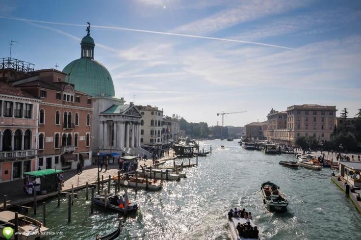 Canale Grande, Venetia