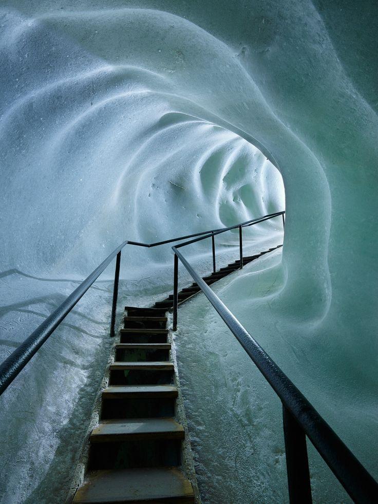 Cueva de hielo de Eisriesenwelt, Austria