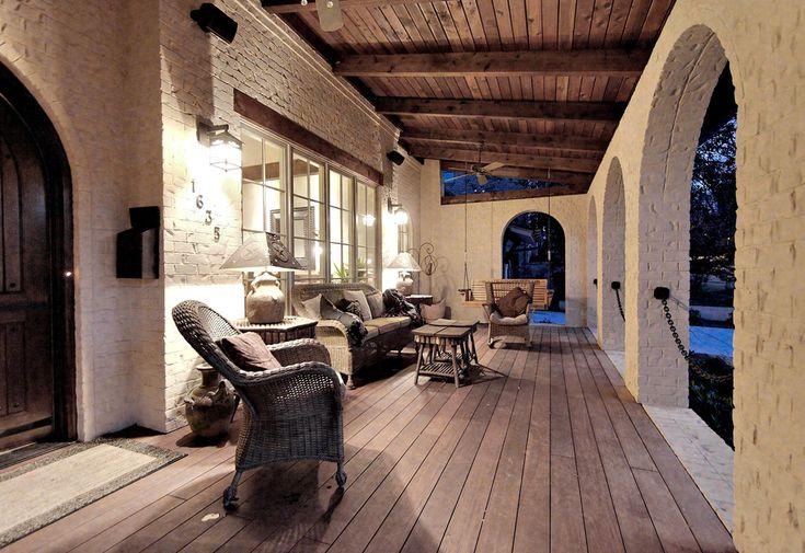 Front Porch - traditional - porch - atlanta - Dresser Homes