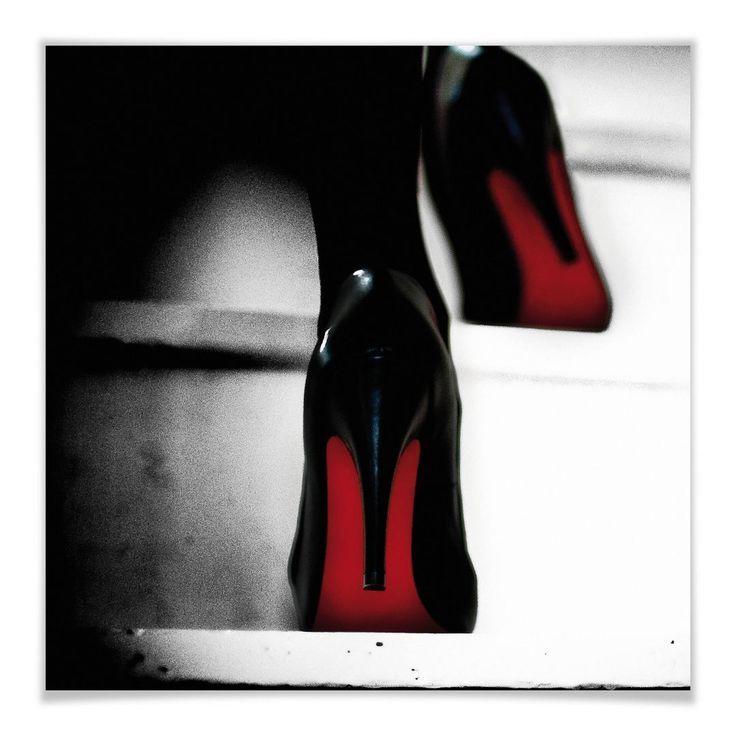 Poster la Plante – Ein Hauch von Verführung – High Heels haben nicht nur die Fr… – RogGuet