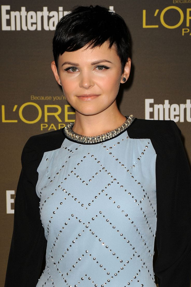 How to apply blush if you have a round-shaped face // Ginnifer Goodwin
