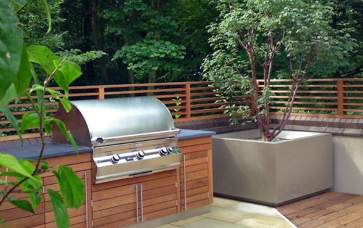 rooftop terrace design | ... terraces design central London :: contemporary designs by mylandscapes