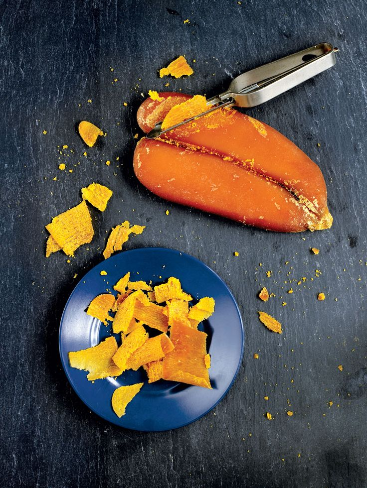 From SAVEUR Issue 163Last summer I stood in my Brooklyn kitchen vigorously grating a block of bottarga—the traditional Mediterranean specialty of cured fish roe—over a tangle of steaming spaghetti. As amber flakes hit the pasta, they released a sweet seawater aroma. I twirled a forkful and took a bite, savoring the umami-rich flavor and reminiscing about meals I'd enjoyed in Sardinia. But this roe was from much closer waters.