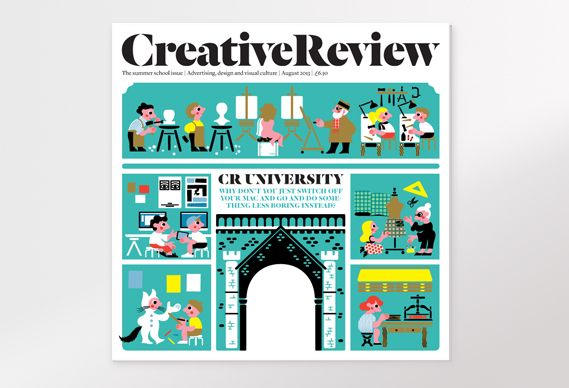Creative Review - CR University: can you identify the all-star staff?