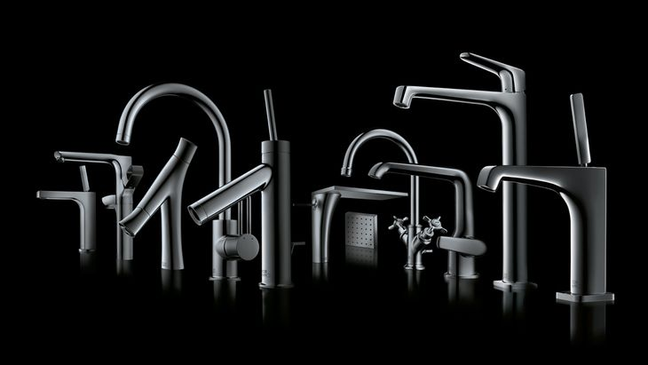 Axor faucets and trim
