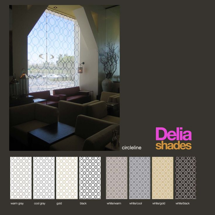 16 best Circle and Square Patterns from Delia Shades images on