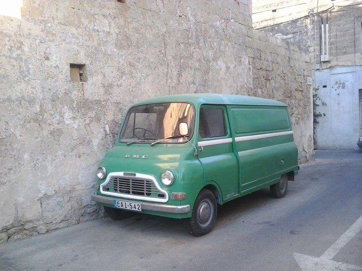 Morris J2 - Pretty little van :-)