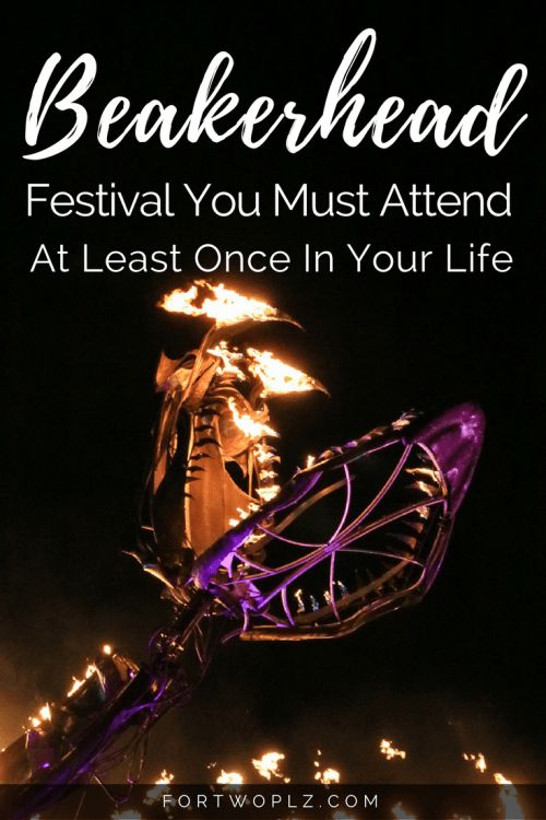 Beakerhead takes place in Calgary, Canada every September. Find out why it's the greatest science festival that you should attend at least once in your life. #bestfestivals #travelguide #canadatravel #calgary