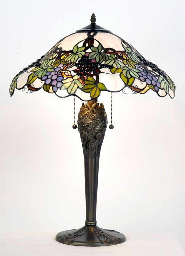 Tiffany Lamps For Sale | Tiffany table lamp 5373