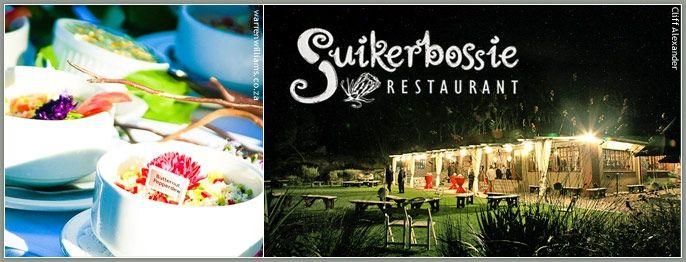 Suikerbossie - Cape Town Wedding Venues