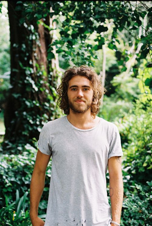 Just in case you're having a rough day, here's Matt Corby. What a voice.