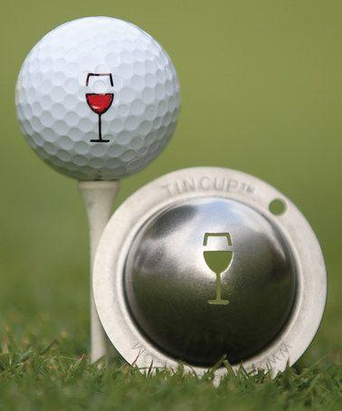 Golf, Wine and Stencils on Pinterest