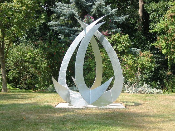 Four Arcs Sculpture Pete Moorhouse www.petemoorhouse.co.uk ...