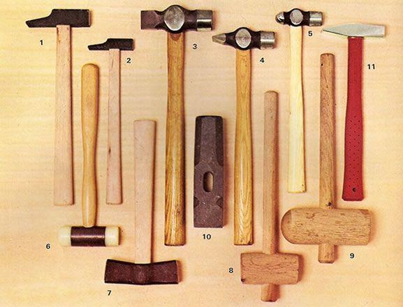 martillos