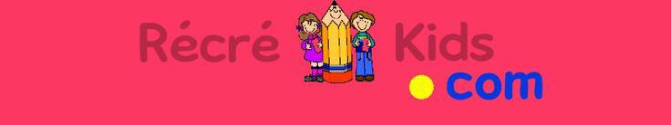 Le meilleur des jeux gratuits à imprimer pour les enfants sur Récré kids