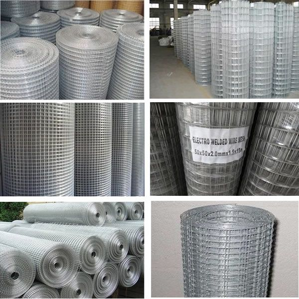 low carbon steel wire, stainless steel wire and galvanized iron wire. Other materials are also acceptable according to  customers' requirements.