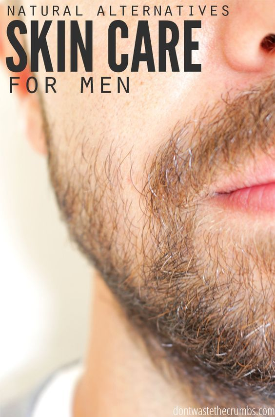 Simple, natural alternatives to using harsh products for men skin care. Frugal, easy and likely already at home! ~ http://ever-unfolding.net/complete-body-grooming-guide/