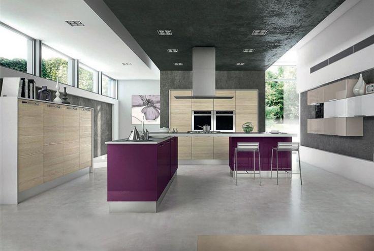 Cucine Lube Moderne - Lube modello Martina