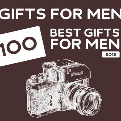 "Men aren't always the easiest people to buy gifts for, but don't let that stop you from getting him the perfect gift for any holiday or event. Whatever the occasion, you can find the most perfect, most unique, most ""him"" gift, no matter his age, interests, hobbies, or style. 50 Coolest Gifts for..."