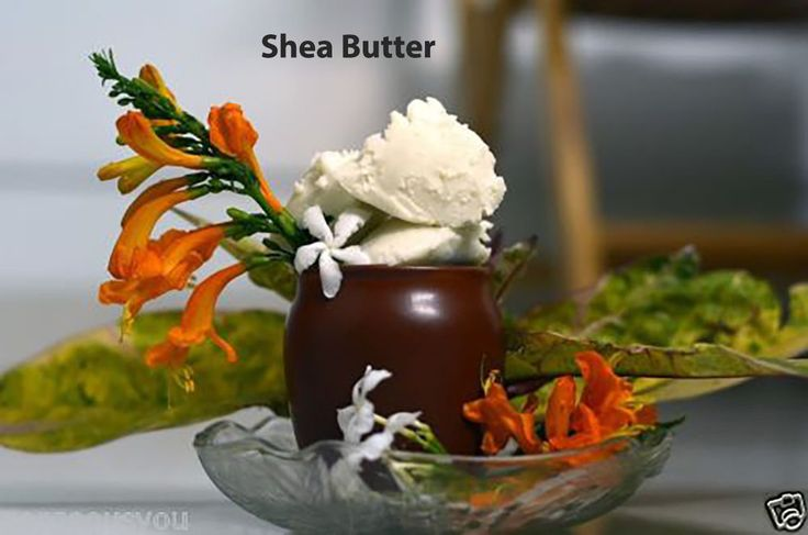 Unrefined Shea Butter 100% Raw, Pure, Natural And Organic From Ghana (200 Grams)