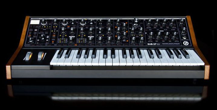Moog Sub37 Tribute Edition Analog Synthesizer #thomann #moog #synthesizer