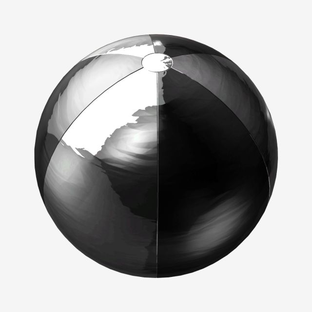 3d Black Metallic Beachball 3d Black Metallic Png Transparent Clipart Image And Psd File For Free Download Geometric Background Black Metallic Graphic Design Background Templates