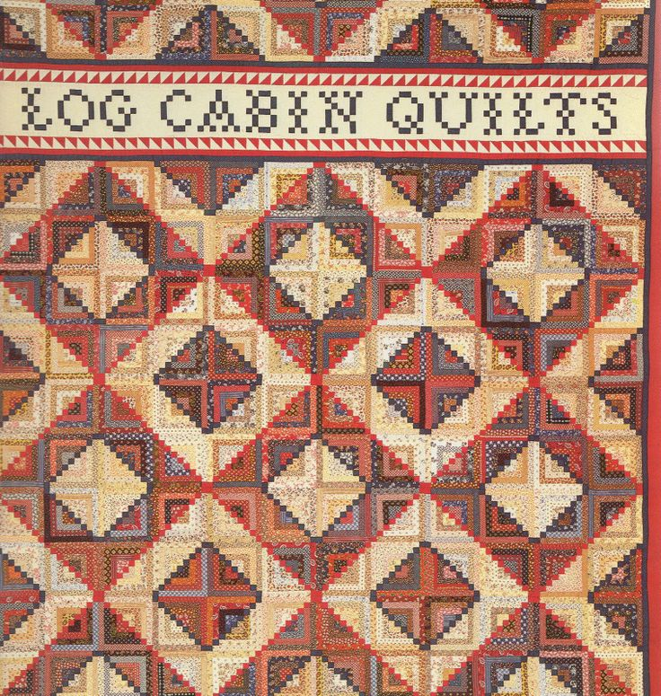Quilt Pattern Log Cabin Quilts Log Cabin Quilts Log