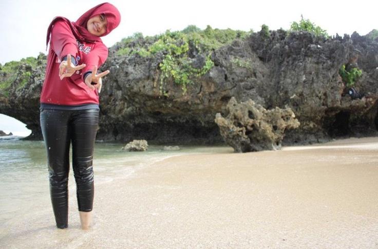 beach,beach,indrayani, Gunung Kidul,Indonesia