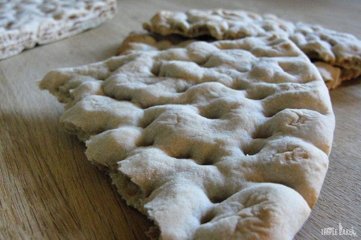 Polar kaka / Swedish bread