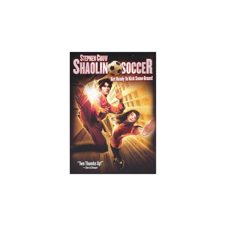 Shaolin soccer (Dvd), Movies