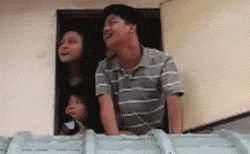 finally an accurate gif of fangirling