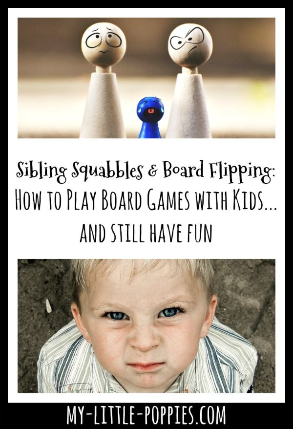 How to Play Games When Kids Fight Nonstop | My Little Poppies  Of all the game-related questions I am asked, this topic is the most popular...  How can you play games with three kids?  * Don't they fight? * Do they ever argue? * How do you get your kids to play games without fighting?  Do you want to know my answer?