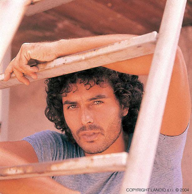 Gorgeous Franco Gasparri - RIP