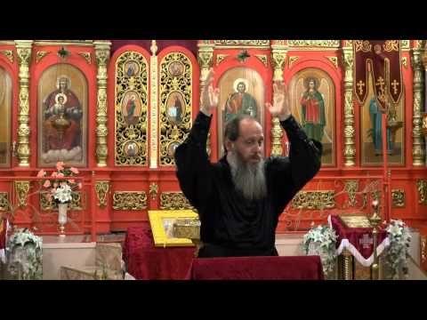 Как правильно молиться? (прот. Владимир Головин, г. Болгар) - YouTube
