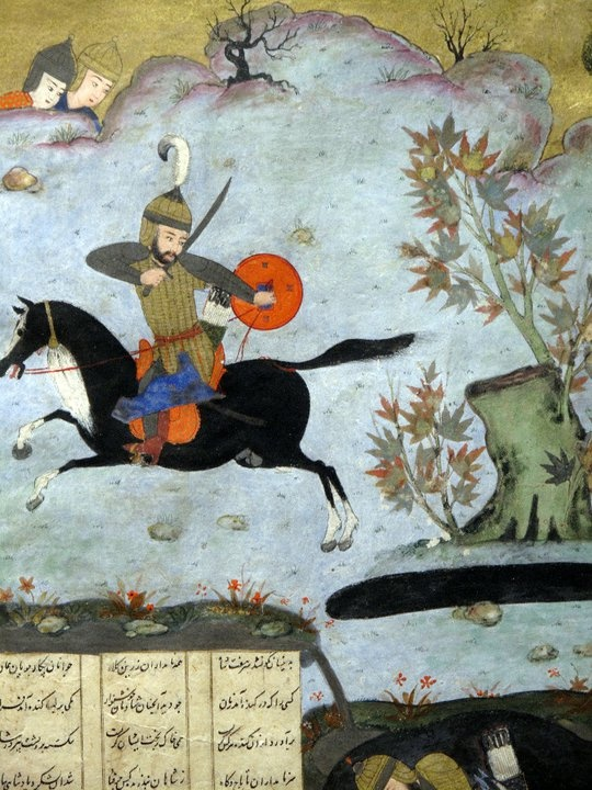 Il Museo Benaki di arte islamica