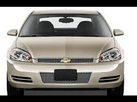2012 Chevrolet Impala Review