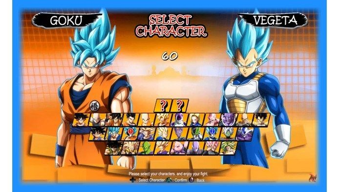 Dragon Ball Fighter Z Mugen Download Fighter Dragon Ball Dragon
