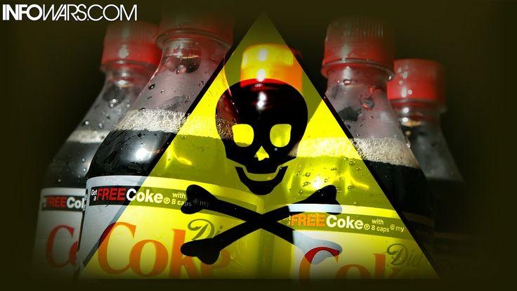 Confirmed: Diet Drinks Destroy Your Brain