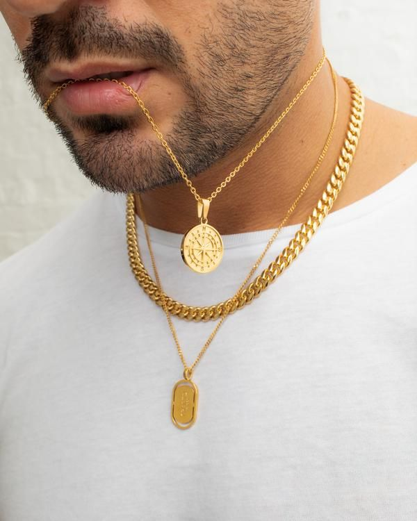38+ Mens gold jewelry necklaces info