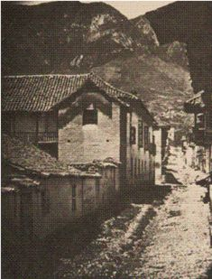 Jean Baptiste Louis Gros, Calle del Observatorio, Bogotá, 1842