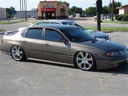 Impala Lowrider | 2002 Chevrolet Impala Photo Gallery - chocolate_city
