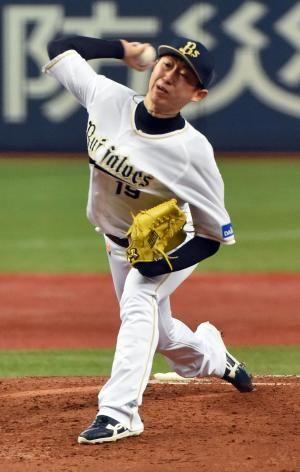 オリックス、金子-松葉-ディクソンで奪首ローテだ - 野球 : 日刊スポーツ