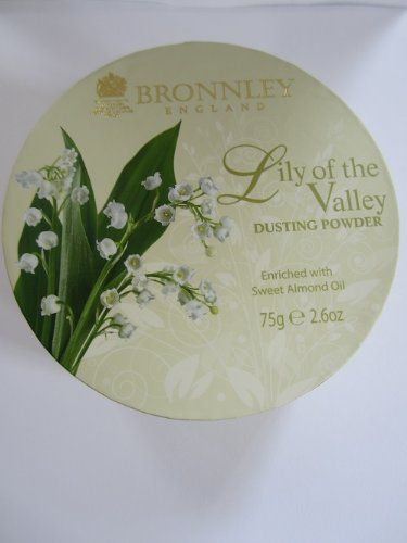 Bronnley Lily of the Valley 75g/2.6oz Dusting Powder  //Price: $ & FREE Shipping //     #hair #curles #style #haircare #shampoo #makeup #elixir