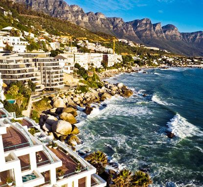 South Africa Luxury Hotels