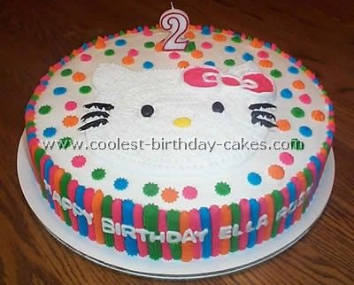 hello kitty birthday: Hello Kitty Cakes, Cakes Ideas, Happy Birthday, Hello Kitty Birthday, Hello Putty, Parties Ideas, Bday Cakes, Wilton Cakes, Birthday Cakes