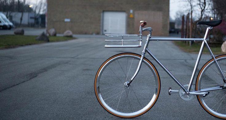 Bike Porter by CopenhagenParts #fixie #bicycle #singlespeed #cycling #copenhagen