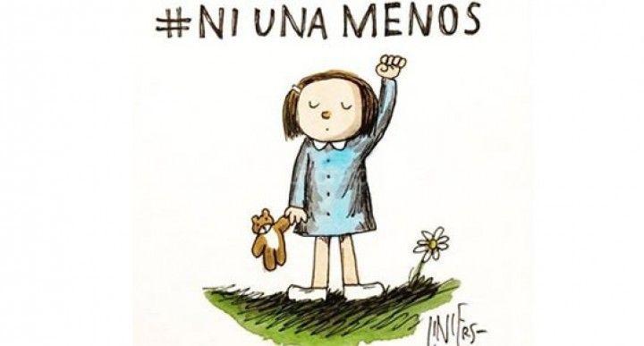 Yo Espiritual se une a la campaña de concientización sobre el femicidio en argentina