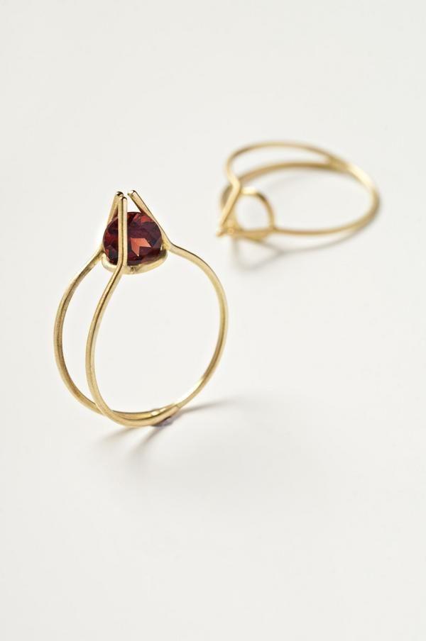 anillo, oro, pedida